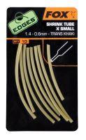 FOX - Smršťovací hadička Edges Shrink Tube S 1,8-0,7mm