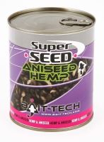 Bait-Tech Konopí Canned Superseed Aniseed Hemp 710g