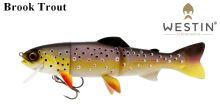 Westin - Tommy the Trout 250 mm 160g Rainbow Trout - náhradní tělo