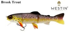 Westin - Tommy the Trout 250 mm 160g Rainbow Trout