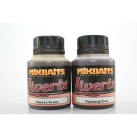 MIKBAITS - LiveriX Dip 125ml Vypasený Šnek
