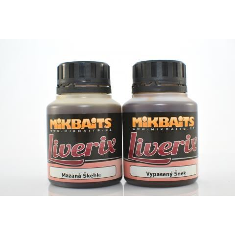 Mikbaits - LiveriX Dip 125ml